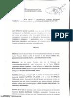 Denuncia contra magistrada Susana Buitrago