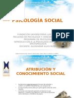 Atribucion Psicologia Social