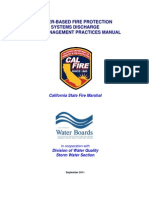 Water Discharge Manual