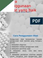 cara penggunaan obat yang baik.pptx