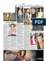 A Celebrity Celebration Fashion