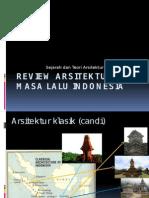 Arsitektur Masa Lalu Indonesia