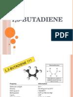 Presentasi butadiene