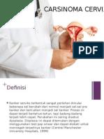 Carsinoma Cervix