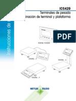 Manual Balanza 22019648 A