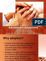 final adolescent adoption