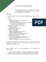 Especificaciones Funcionales Del Sistema Domótico