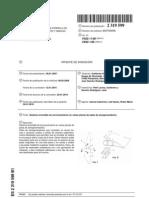Sistema Reversible de seccionamiento en Varias Piezas de Palas de Aerogeneradores
