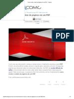 Como Mudar a Ordem de Páginas Em Um PDF - 7 Passos