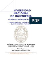 Lab Maquinas Elect Rotativas Ml-253 - 2014-II