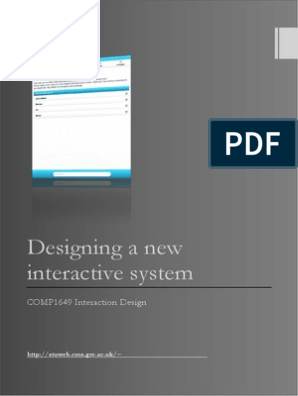 Coursework Interaction Design Icon Computing Graphical User Interfaces