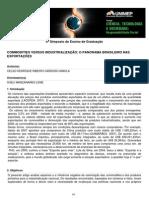 Commodities Versus Industrialização_o Panorama Brasileiro Nas