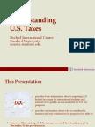 Tax Tutorial 2015