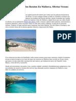 Alquiler De Vehiculos Baratos En Mallorca, Ofertas Verano dos mil quince