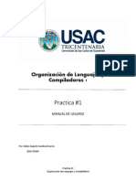 Manual de Usuario de Software