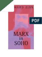 Zinn, Howard - Marx en El Soho [1999]