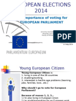 presentation ppt EUROPEAN ELECTIONS.ppt