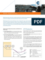 2013 Rnav Approaches Factsheet