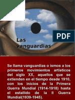 Presentacion de Vanguardias.pps