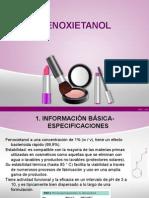 Cosmetic Fenoxietanol