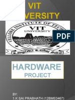 hardwareprojectreview1-140902042507-phpapp01