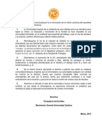 MG Declaración MG Costadoat
