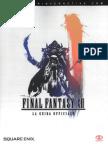 Final Fantasy Xii - Guida Ufficiale Ita