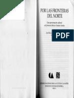Ceballos-Consideraciones Historicas Sobre La Conformacion de La Frontera Norte