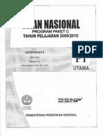 Geografi Pkt C UNSR 23 Juni 2010-1