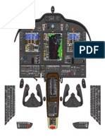 Cessna Citation Mustang Panel