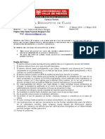 Perfil Descriptivo de Clase Principios Administrativos Blog