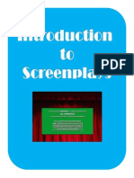 Introduction to Screenplays