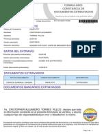 App.funcionjudicial.gob.Ec FormularioPerdidaDocumentos Reportes Generados FormImprime95116416320157236