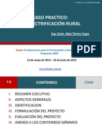 Sesic3b3n Nc2b0 8 b Electrificacic3b3n Rural Caso Chaupi
