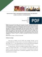 O ENSINO DE ARTE DIANTE DAS TECNOLOGIAS CONTEMPORÂNEAS.pdf