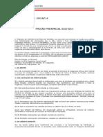 Edital Pregão Presencial- 025-2014 - Aquis. Maquinaria Cênica-12.01.2015