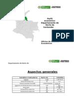 Perfil Norte Santander