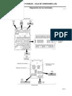 Bloque de Fusibles - Caja de Conexiones (J-b)