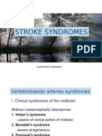 Stroke Syndrome