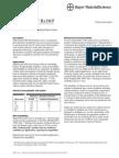 Bayer Makrolon Rx1805 Information