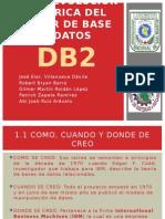 DB2 - LINEA DE TIEMPO