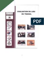 Evaluation Du Lieu Du Travail (Fr)