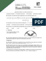 Tercer Examen Parcial Área Matemática Fecha 17-06-2008