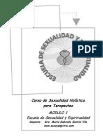 María Gabriela Santini - Módulo 1 Curso De Sexualidad Holística Para Terapeutas 2015