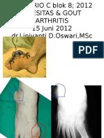 Pleno Gout Artritis