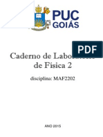 CADERNO DE FISICA II - PUC GO
