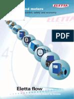 flujometro magnetico