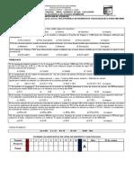 Tercer Examen Parcial Área Química Fecha 11-12-2009c