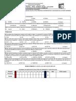 Tercer Examen Parcial Area Química Fecha 11-12-2009 A
