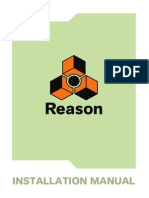 Reason 8 Installation Manual